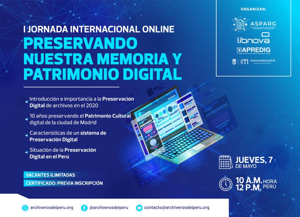 I Jornada Internacional Online
