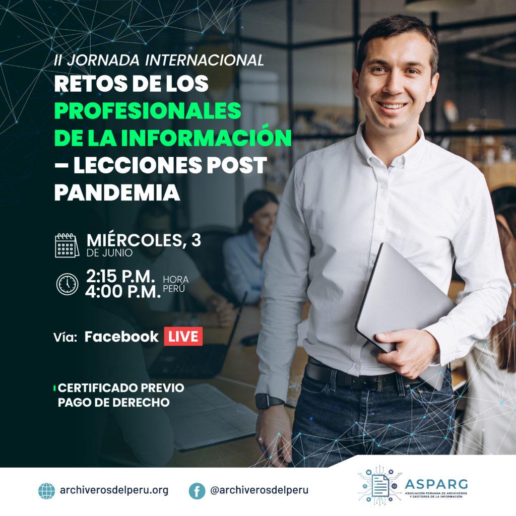 II Jornada Internacional Online