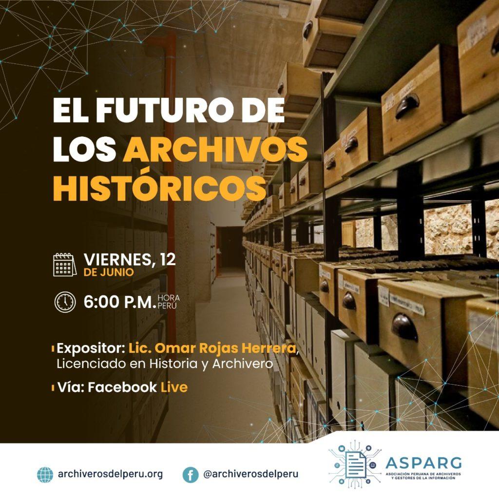 Charla Futuro de los Archivos